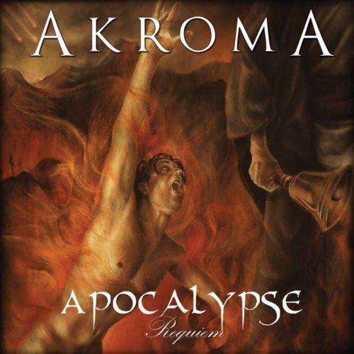 AKROMA - Apocalypse [Requiem] cover